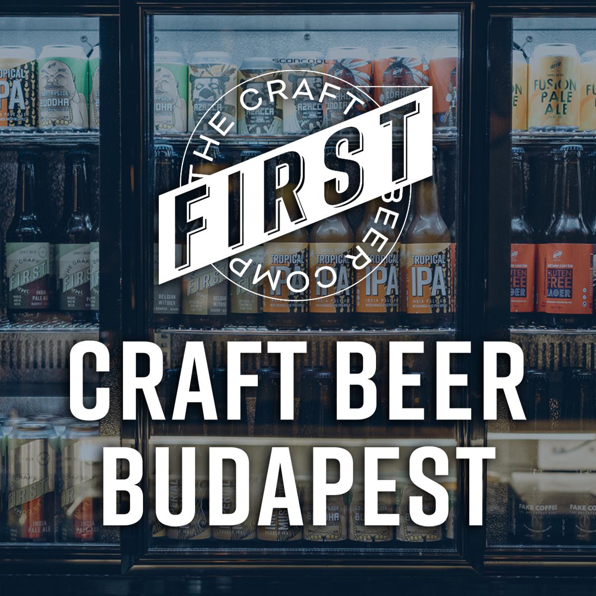 First Craft Beer - online marketing, főkép