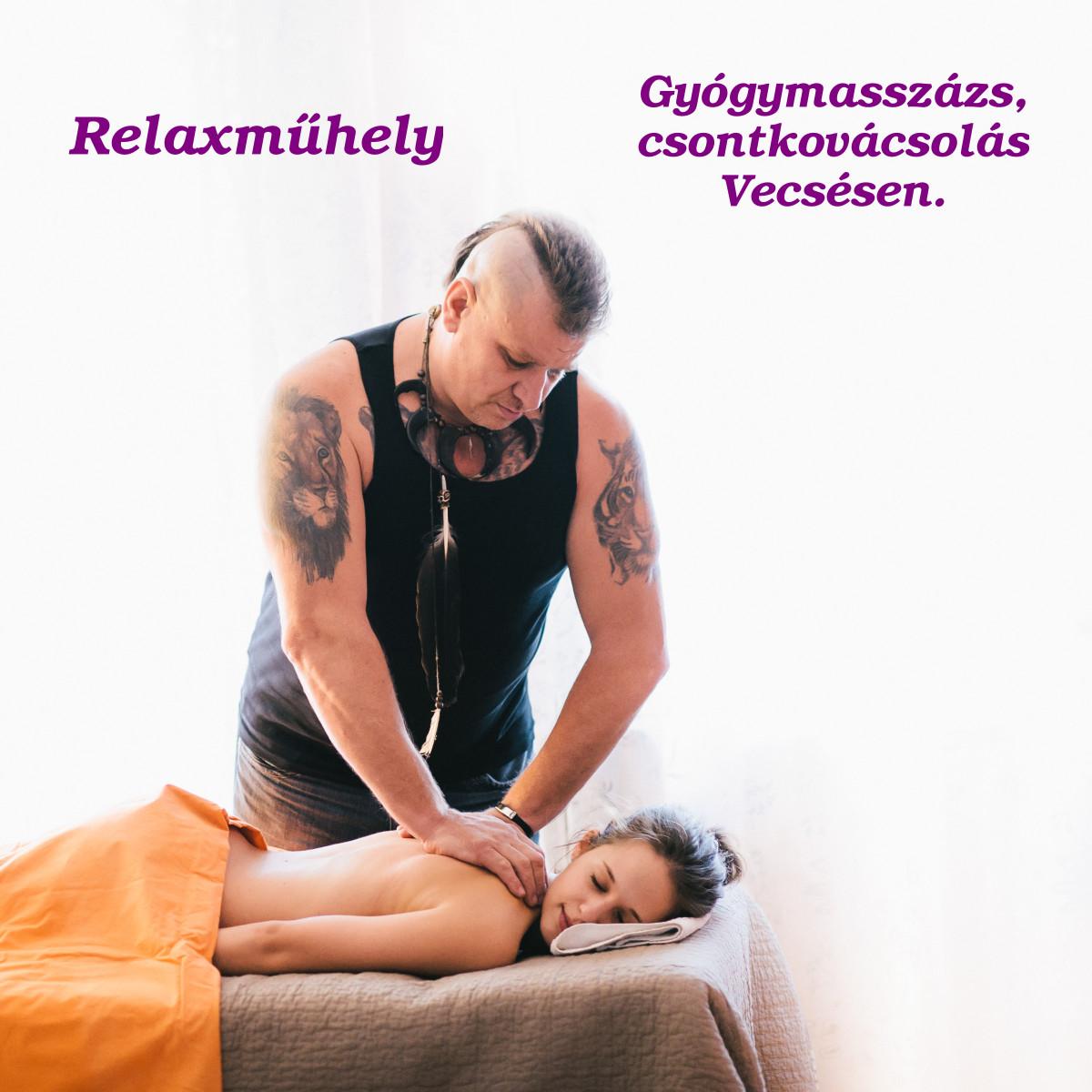 Relaxműhely - online marketingreferencia kép
