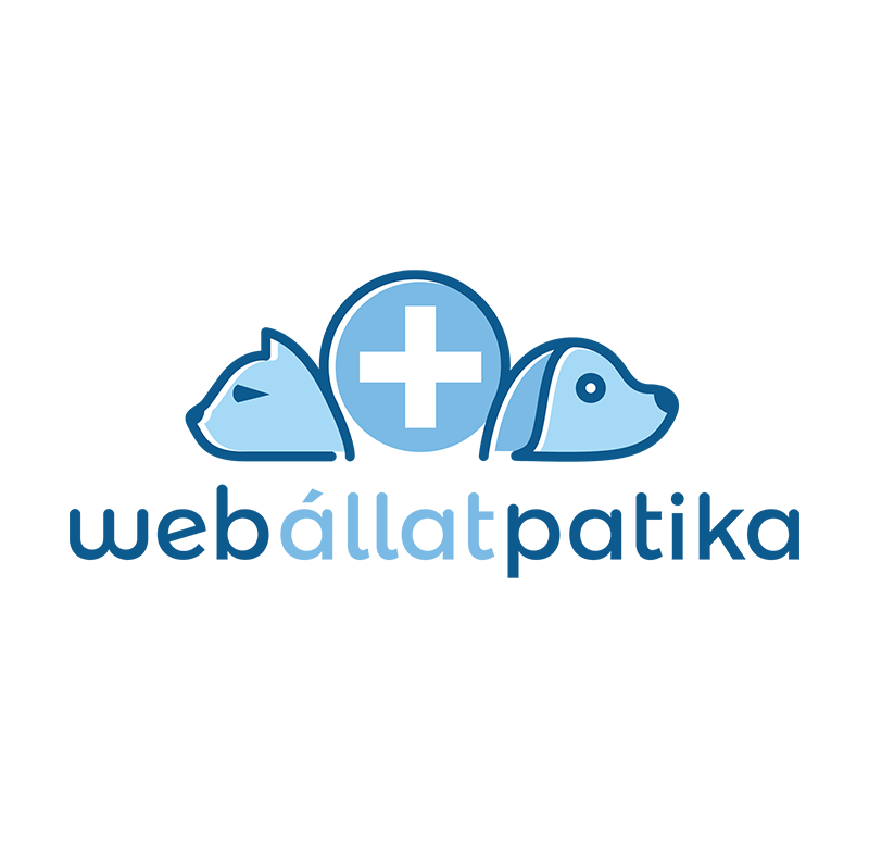 Webállatpatika logó, főkép
